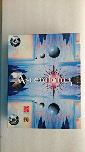 Ascendancy (PC: DOS/ Windows) - Big Box Edition